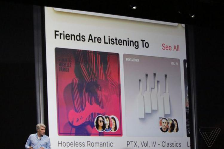 قابلیت ایجاد پروفایل و بهاشتراکگذاری موسیقی به Apple Music اضافه میشود