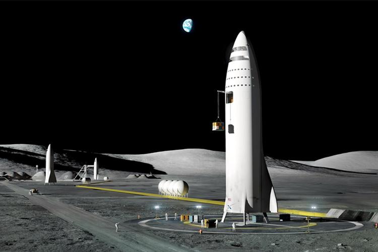 اسپیس ایکس از سیستم انتقال میان سیارهای BFR رونمایی کرد