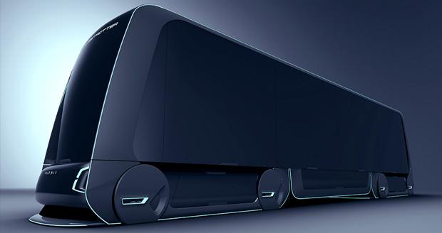 خودروهای سنگین خودران از راه میرسند؛ آشنایی با اتوبوس ها و کامیون های آینده