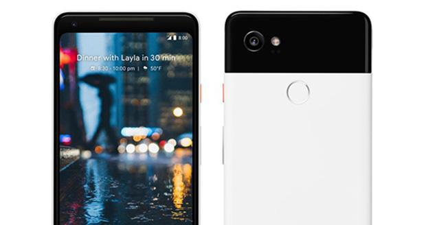 دو قابلیت جدید دوربین گوگل پیکسل 2 ؛ تصاویر زنده و روتوش خودکار چهره