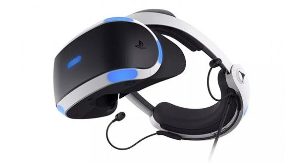 مدل جدید هدست سونی پلی استیشن VR با تغییراتی اندک معرفی شد