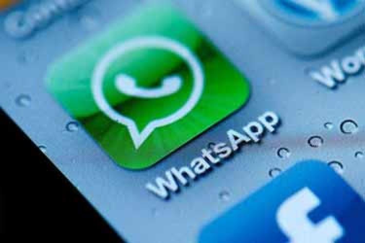 واتساپ تغییر شماره را اطلاع میدهد