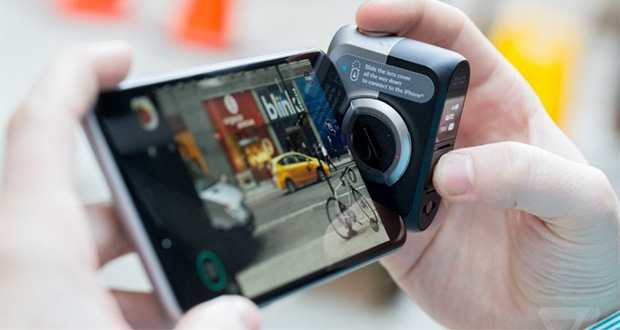 دوربین DxO مخصوص اتصال به گوشی های اندرویدی معرفی شد