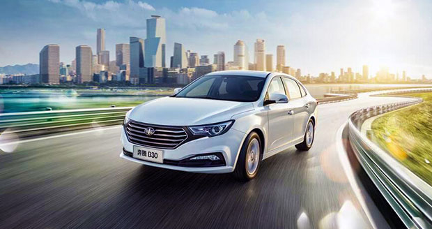 تحویل بسترن بی 30 به مشتریان آغاز شد؛ قیمت خودروی جدید گروه بهمن در بازار ایران