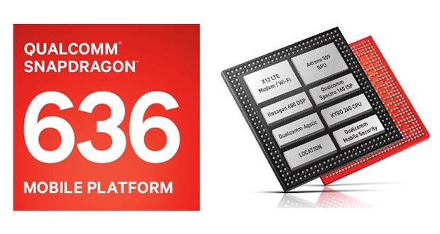کوالکام از چیپست اسنپدراگون 636 رونمایی کرد؛ تکنولوژی 14 نانومتری با 40 درصد قدرت بیشتر