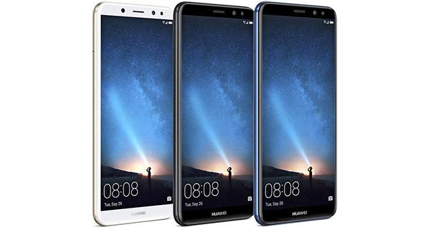 مشخصات هواوی میت 10 لایت (Huawei Mate 10 Lite) تایید شد