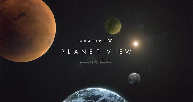 کاوش در فضا با گوگل مپس ؛ امکان بازدید از منظومه شمسی به نقشه گوگل اضافه شد