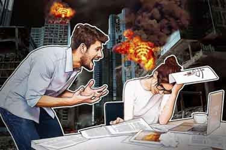 """هشدار: آسیب پذیری"""" KRACK"""" در وای فای، تمام دستگاههای جهان را در معرض خطر قرار داده است!"""