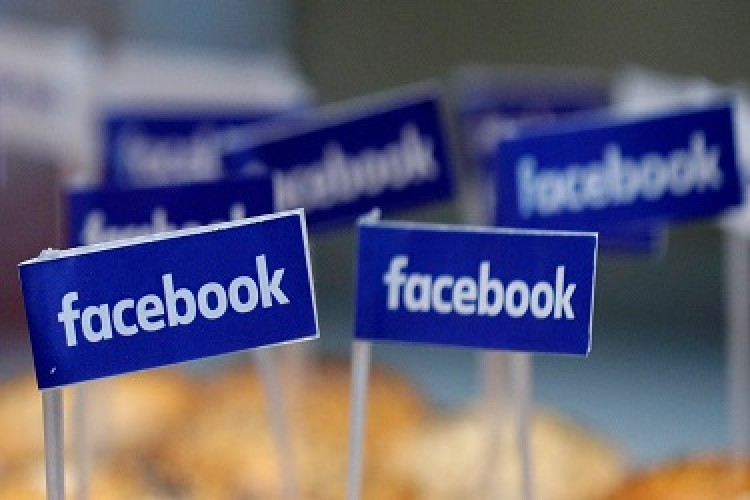 فیسبوک، در حال آزمایش تقسیم خبرمایه