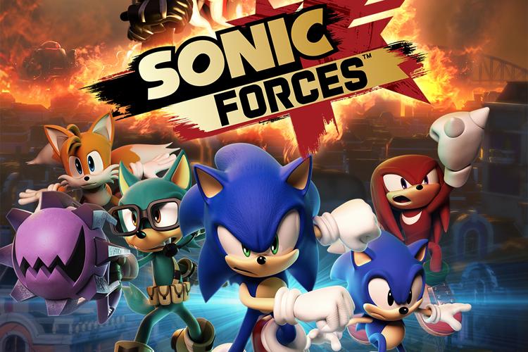 پیش نمایش بازی Sonic Forces