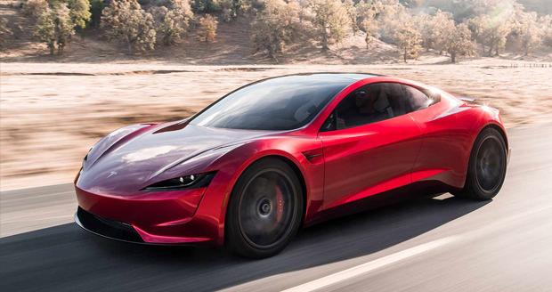 تسلا رودستر (Tesla Roadster)؛ سریع ترین خودروی جهان در سال 2020 به خیابان میآید