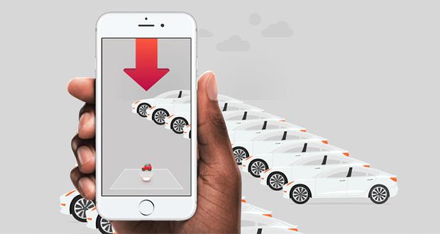 با اپلیکیشن PinDrive به صورت واقعیت افزوده جای پارک اتومبیلتان را پیدا کنید