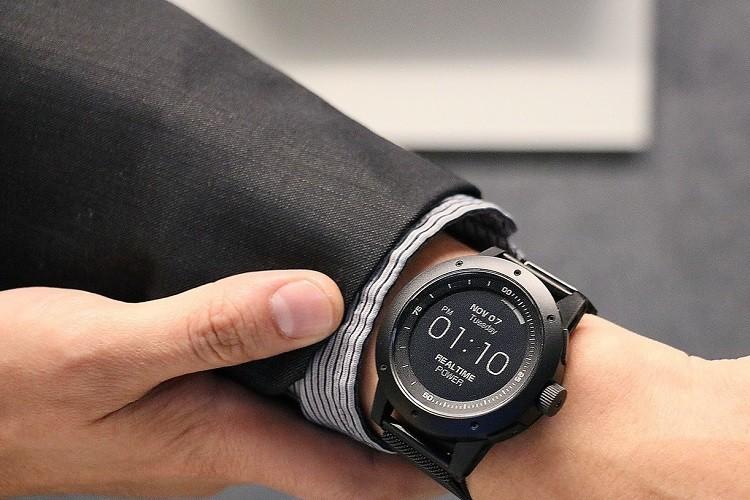 استفاده از حرارت بدن برای تامین انرژی ساعت هوشمند