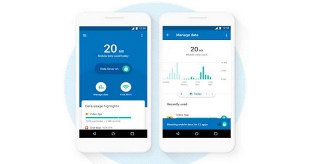 برنامه Datally ؛ اپلیکیشن جدید گوگل برای مدیریت و کاهش مصرف پهنای باند