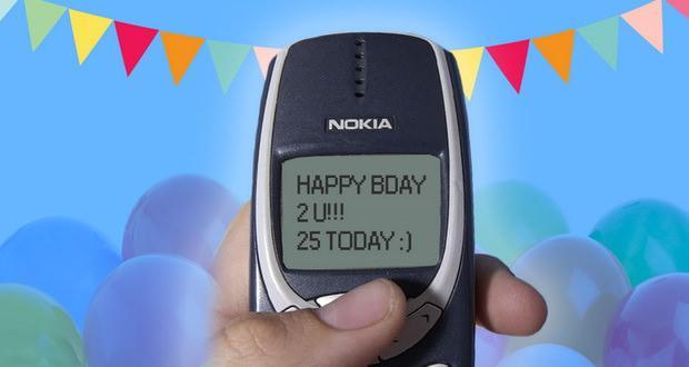 اولین پیامک جهان 25 سال پیش در چنین روزی ارسال شده بود!