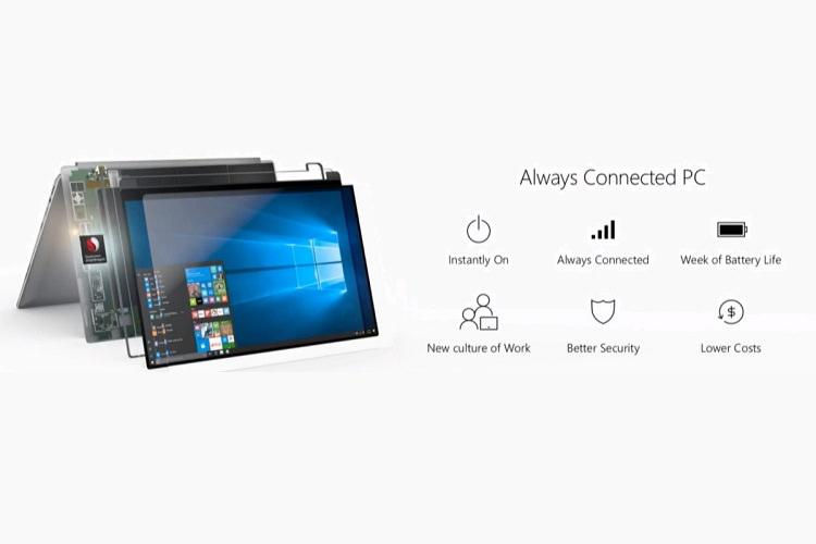 مایکروسافت و کوالکام: لپتاپهای مجهز به پردازنده آرم نیازمند هفتهای یک بار شارژ هستند