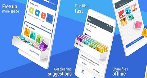 دانلود فایل منیجر Files Go گوگل از فروشگاه گوگل پلی ممکن شد