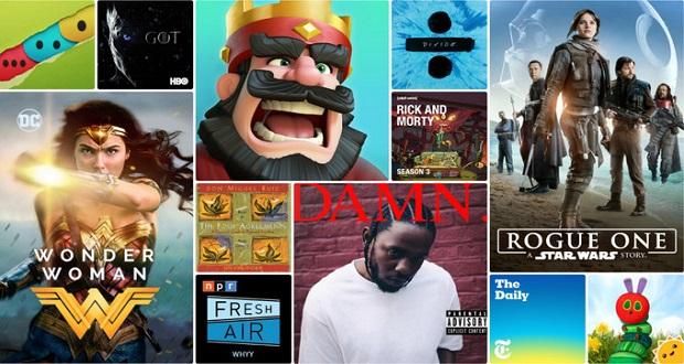 اپل بهترین بازی ها و اپلیکیشن های آی او اس در سال 2017 را معرفی کرد