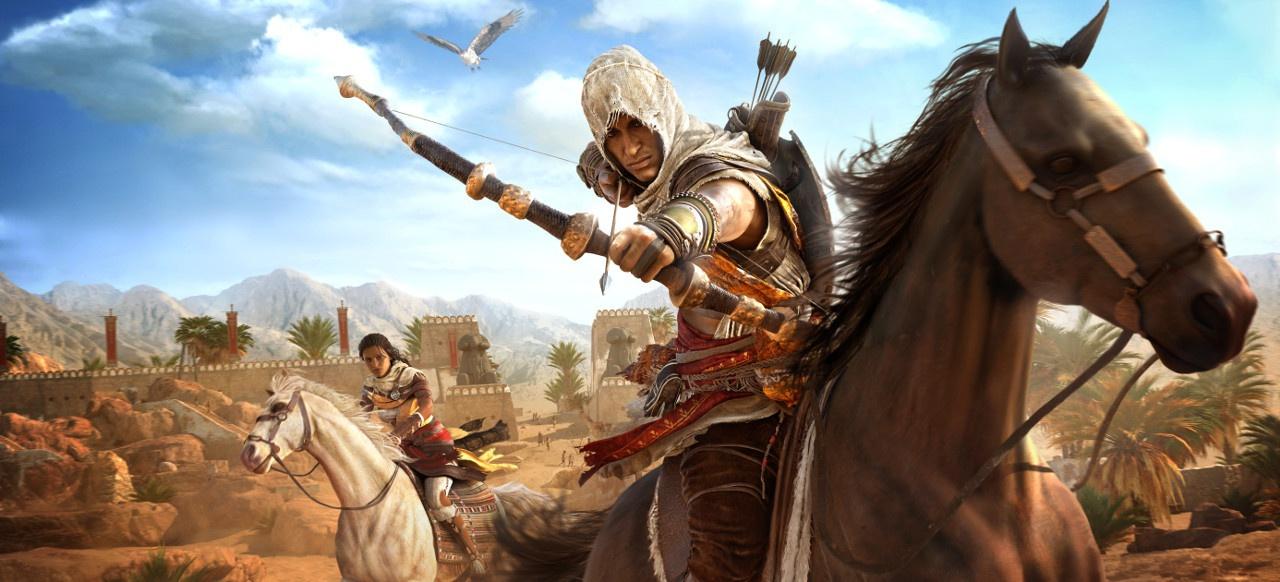عرضه ی به روز رسانی جدید برای بازی Assassin's Creed Origins