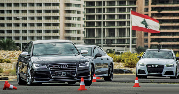 پرفروش ترین خودروهای لبنان در سال 2017 مربوط به چه برندهایی است؟