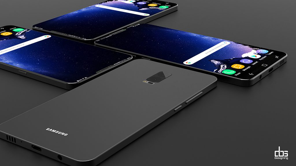 Galaxy S9 و حافظه داخلی ۵۱۲ گیگابایتی!