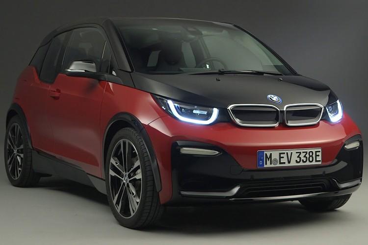 مدل جدید BMW i3 با همه امکانات الکترونیکی مورد نیاز سرنشینان