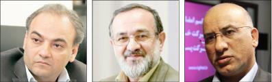 مجید صدری، بابک تراکمه و برات قنبری؛ گزینه های اصلی مدیرعاملی مخابرات ایران شدند