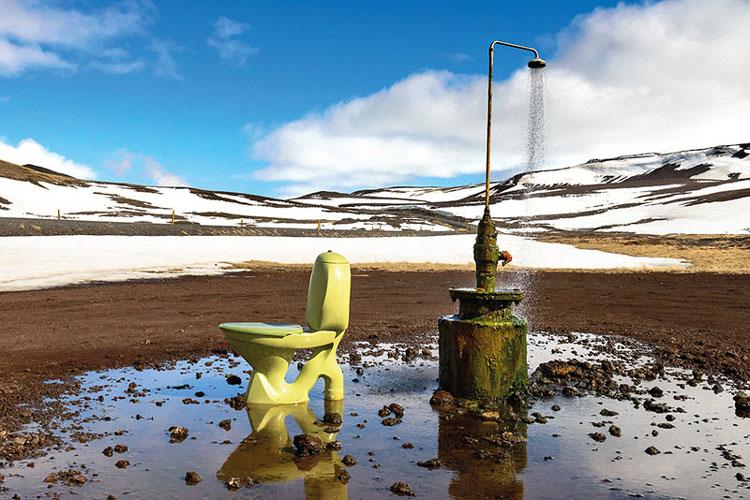عجیبترین مکانهای دنیا برای ساخت توالت