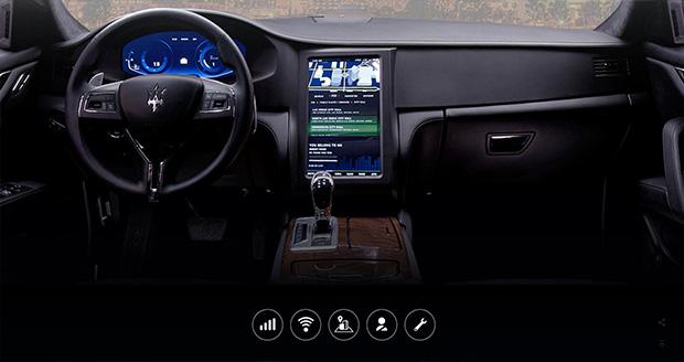 آغاز همکاری ال جی الکترونیکس و شرکت HERE برای توسعه اتومبیل های خودران
