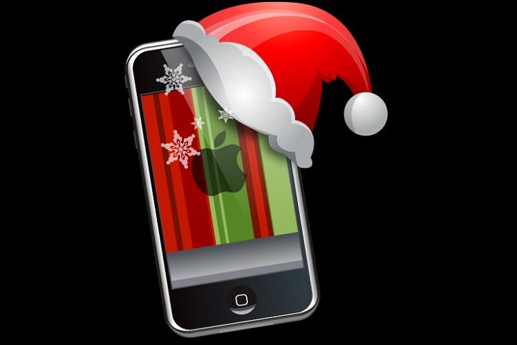 رکورد فروش اپل در تعطیلات سال نوی میلادی