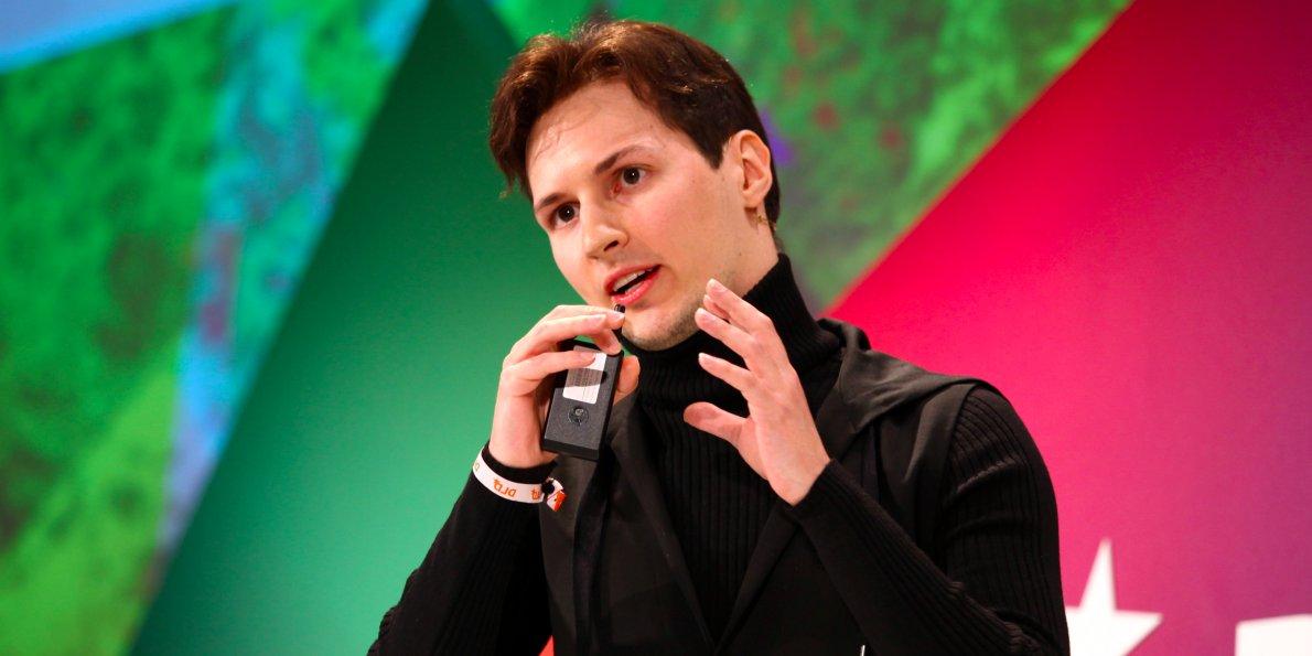 پاول دوروف: کانال تلگرامی آمدنیوز به دلیل دعوت به خشونت مسدود شد!