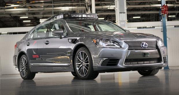 جدیدترین خودرو تحقیقاتی و خودران تویوتا اشیای کوچکتر را بهتر تشخیص میدهد
