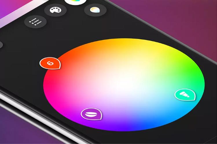 اپلیکیشن جدید فیلیپس همگامسازی لامپهای هوشمند با موسیقی را ممکن میکند