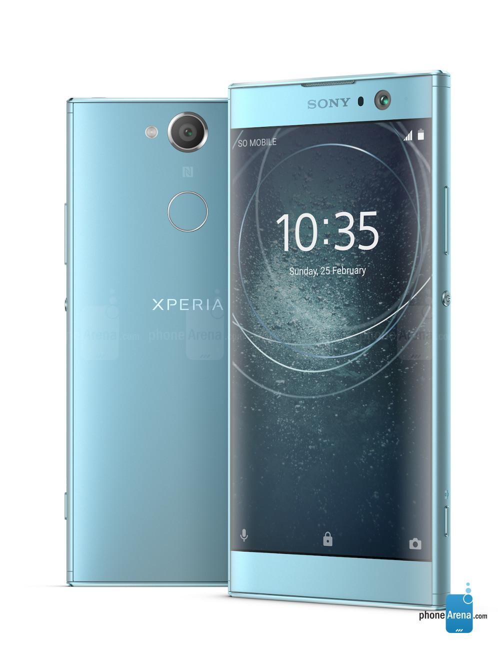 بررسی مشخصه های گوشی جدید Sony Xperia XA2