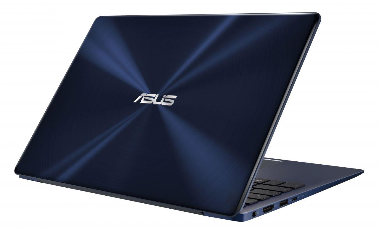 ایسوس در CES 2018 معرفی کرد: لپ تاپ ۷ هستهای ZenBook 13 با باتری ۱۵ ساعتی