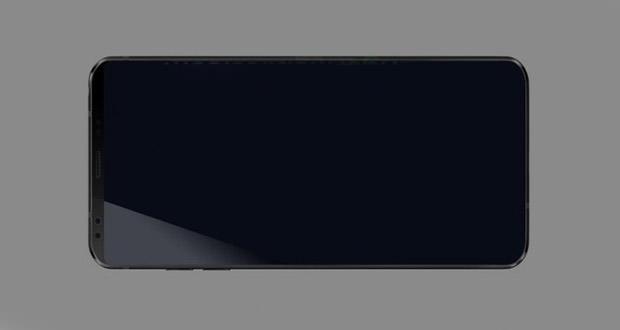 عکس جدید ال جی جی 7 وجود دوربین سلفی دوگانه را تایید میکند