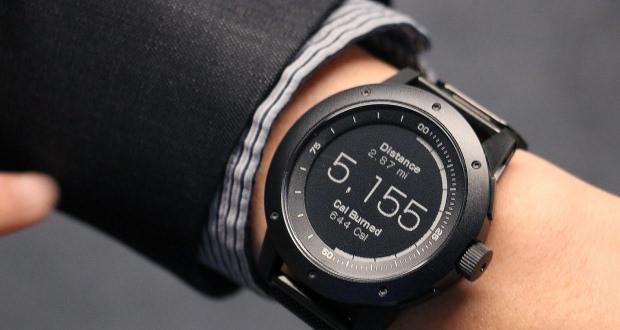 ساعت هوشمند بدون باتری ماتریکس رونمایی شد