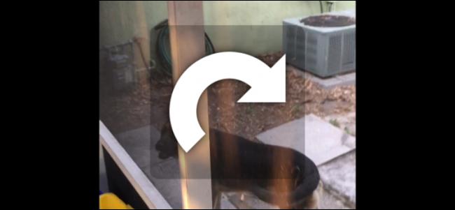 آموزش چرخاندن فیلم در  آیفون به کمک iMovie و Rotate & Flip