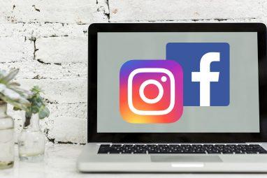 آموزش جدا کردن حساب کاربری اینستاگرم از فیس بوک