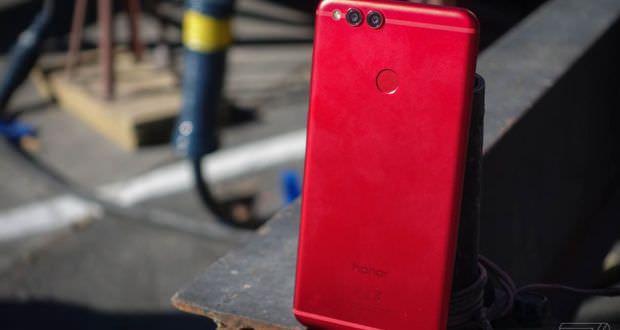 رنگ قرمز آنر 7 ایکس (Honor 7X) برای روز ولنتاین عرضه می شود