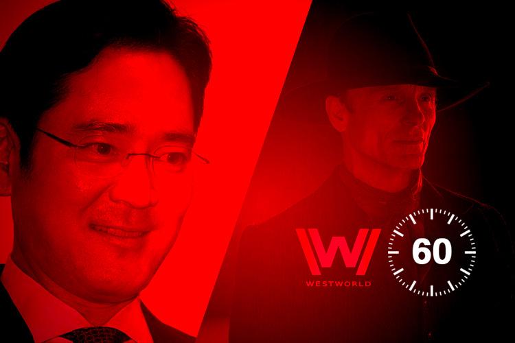 ۶۰ ثانیه: از آزادی رهبر سامسونگ تا سقوط ارزش ارزهای دیجیتال