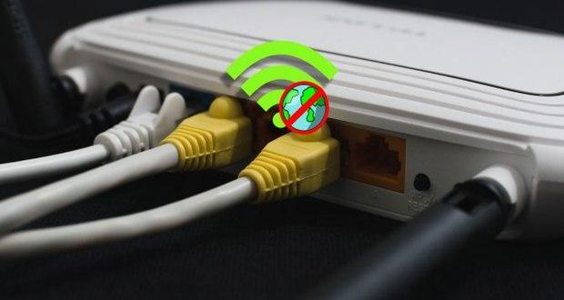 قطعی اینترنت و علامت مثلث زرد در تسکبار ویندوز ؛ راهکار چیست؟