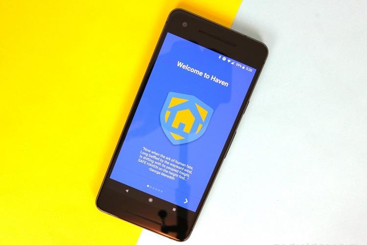 نرمافزار امنیتی اسنودن برای تلفن های همراه هوشمند