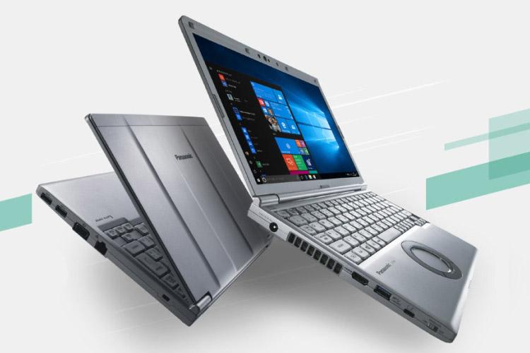 پاناسونیک از نسخه جدید لپ تاپ Let's Note با پردازنده نسل هشتم اینتل رونمایی کرد