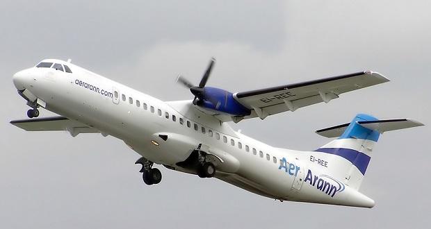 آشنایی با هواپیمای مسافربری سقوط کرده ATR 72 هواپیمایی آسمان