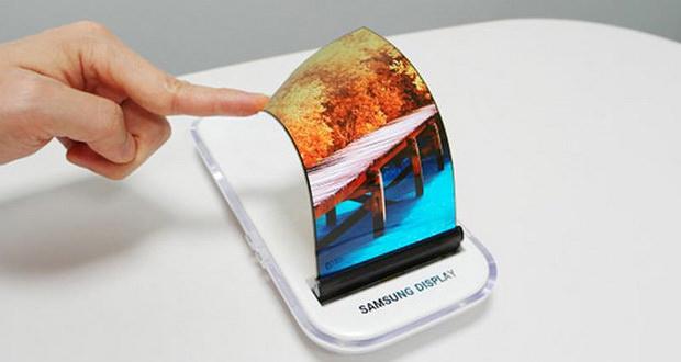 گوشی موبایل منعطف سامسونگ با یک سیستم لولای جدید ساخته میشود