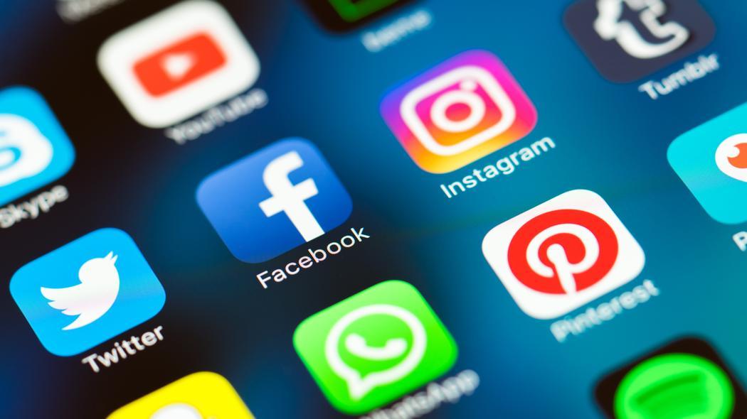 سهم شبکه های اجتماعی از کاربران اینترنت در ایران