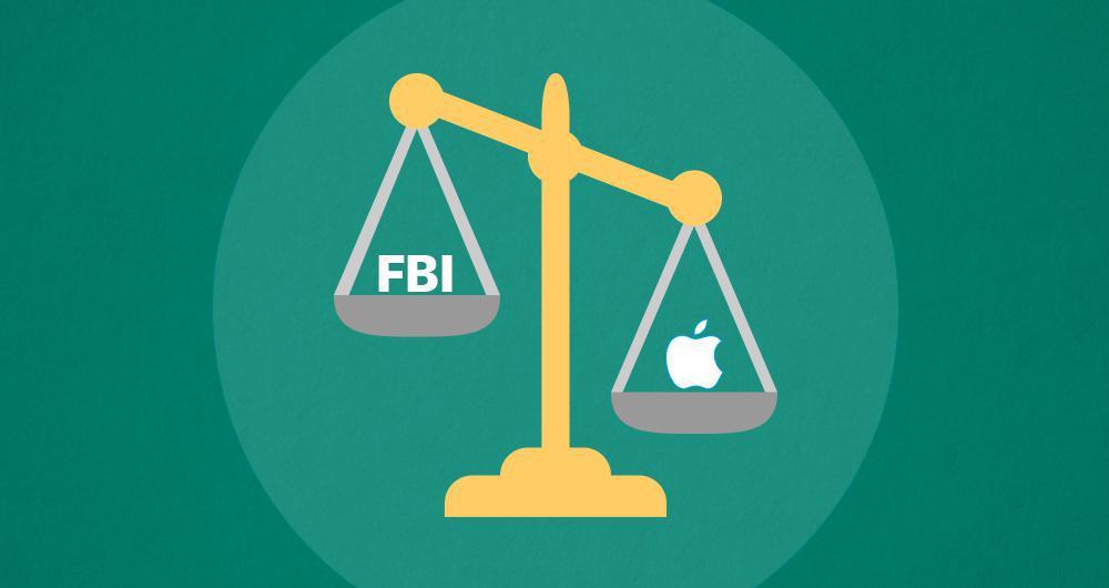 میانجی گری برای پایان جدال بین اپل و اف. بی. آی بر سر رمزگذاری داده ها