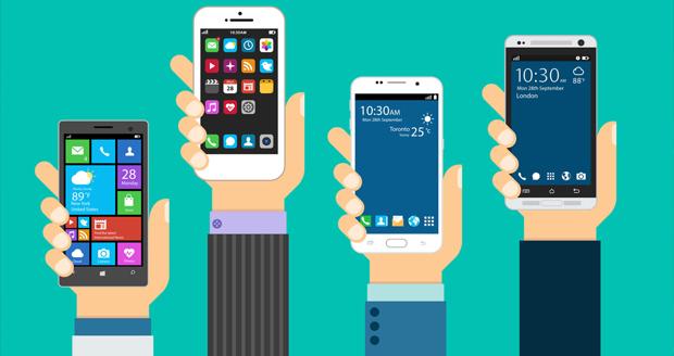 سفرهای سبک با موبایل های مناسب