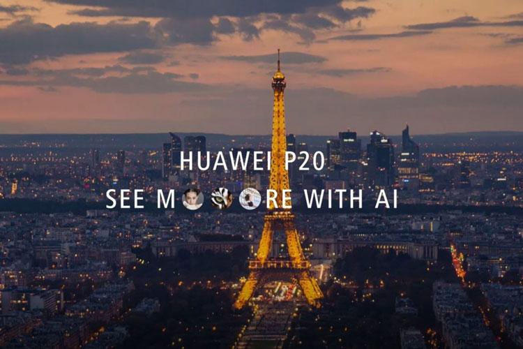 هواوی پی 20 با دوربین سهگانه و قابلیتهای مبتنی بر هوش مصنوعی تأیید شد